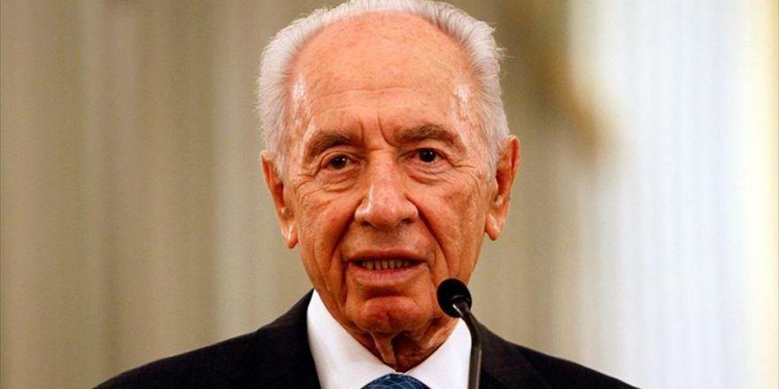İsrail Kabinesi Peres İçin Özel Olarak Toplanacak