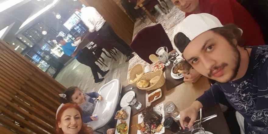 Gönüllü ailesi Lezzan'da