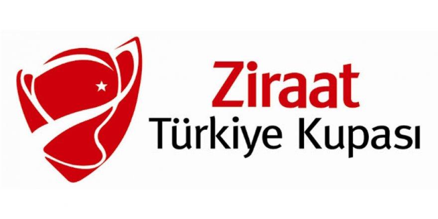 Ziraat Türkiye Kupası kuraları çekildi..
