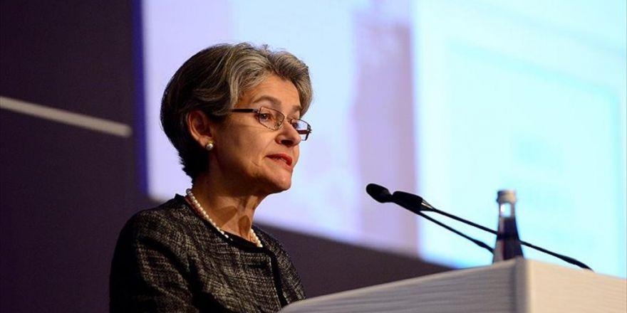 Bulgaristan Bokova'nın Bm Genel Sekreterliği Adaylığını Geri Çekti