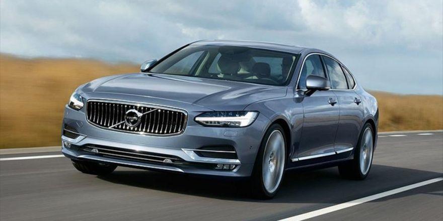 Yeni Volvo S90 Antalya'da Tanıtılacak