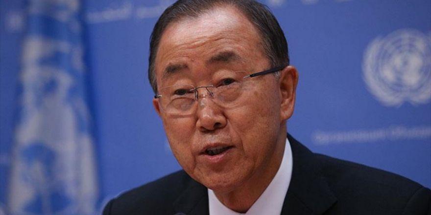 Bm Genel Sekreteri Ban: Halep'te Savaş Suçu İşlediklerini Biliyorlar
