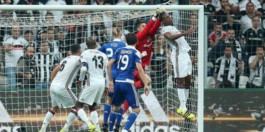 Beşiktaş Avantajı Kaçırdı