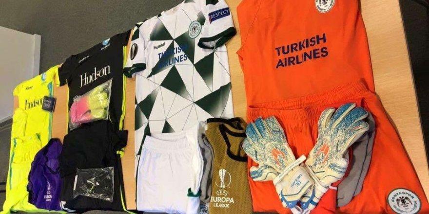 Atiker Konyaspor'a THY sponsor oldu