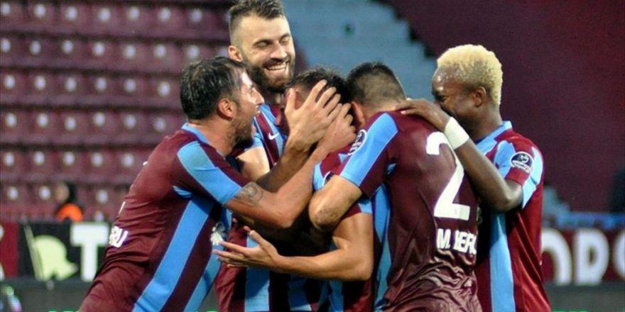 Trabzonspor'un Forvetleri İlk Peşinde