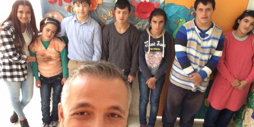 İsmail Hoca, özel öğrencileriyle