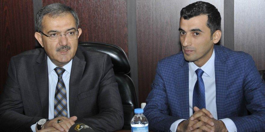 Şahin, Akademik Kurul Toplantısı'na Katıldı