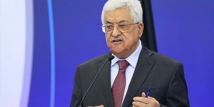 Filistin Devlet Başkanı Abbas, Peres'in Cenaze Törenine Katılacak