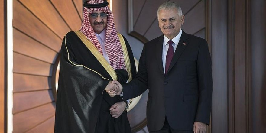 Terörle Mücadele Konusunda Suudi Arabistan İle İşbirliği Artacak