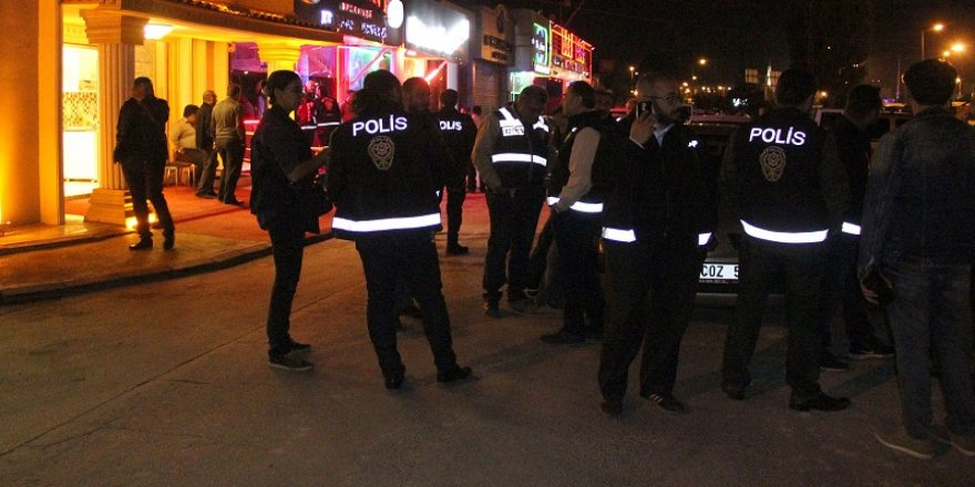 Konya'da 400 polisle asayiş uygulaması