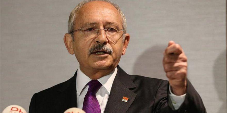Kılıçdaroğlu: 'Anladığınız Yenikapı Ruhu Buysa Biz Bu Ruha Karşıyız'