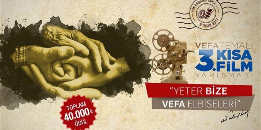 'Vefa' Temalı Kısa Film Yarışmasına Başvurular Başladı