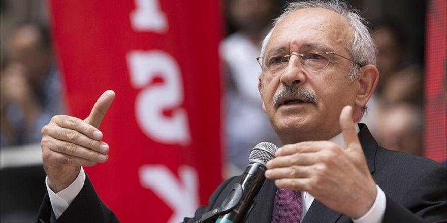 Kılıçdaroğlu'ndan 'Lozan' Açıklaması