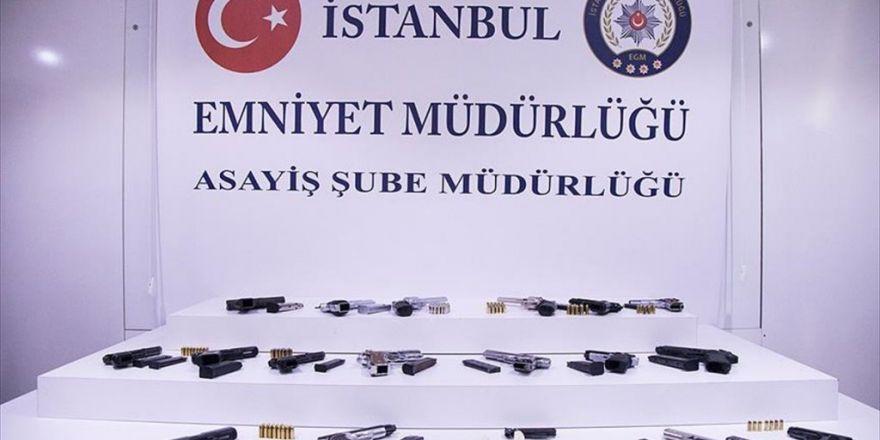 İstanbul'da Geniş Çaplı Asayiş Uygulaması