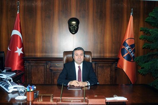 Karayolları Genel Müdürü Konya'da