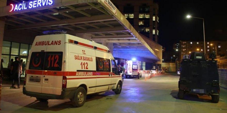 Hakkari'de Terör Saldırısı: 1 Şehit, 5 Yaralı