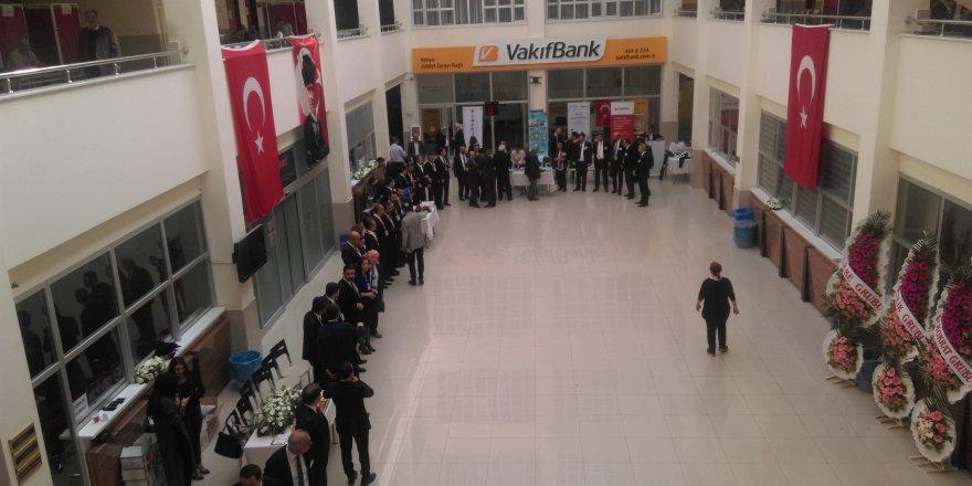 Konya Barosunda seçim heyecanı başladı
