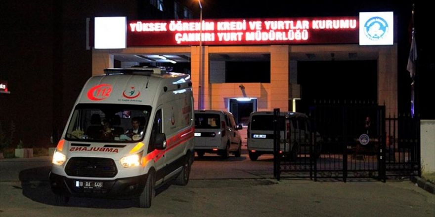 Üniversite Yurdunda Asansör Kazası: 11 Yaralı