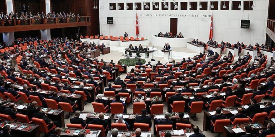 Meclis Ohal Kapsamındaki Khk'ları Görüşecek
