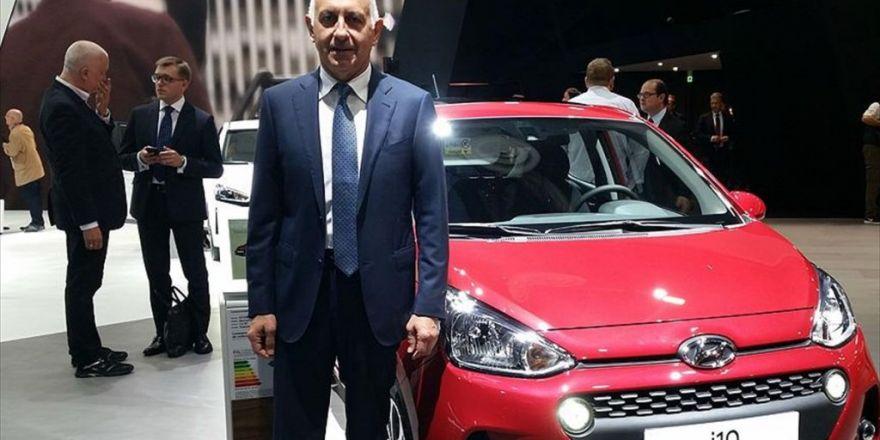 Hyundai Kapasite Artırımı İçin Düğmeye Bastı