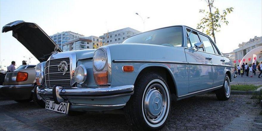 Mercedes Tutkunları Samsun'da Buluştu