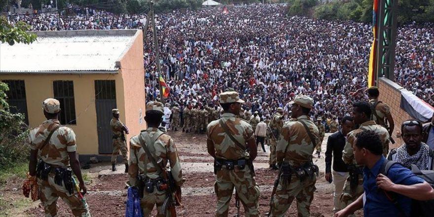 Etiyopya'da Milli Bayram Kutlamalarında Olaylar: 52 Ölü