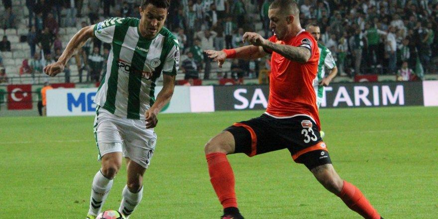 Atiker Konyaspor: 1 - Adanaspor: 0