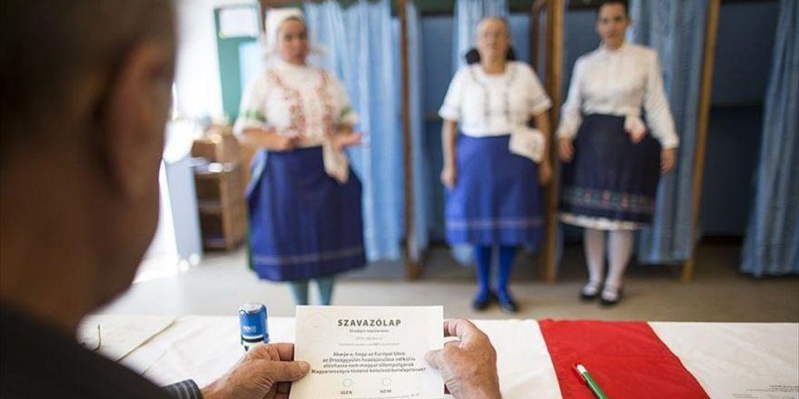 Macaristan'daki Referandumun Geçersiz Olması Bekleniyor
