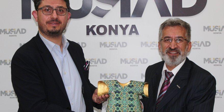 MÜSİAD Konya Şubesi'nde 15 Temmuz anlatıldı