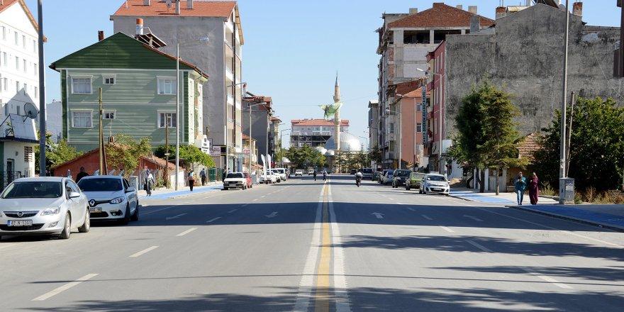 Çumra'ya 8 milyonluk prestij caddeler