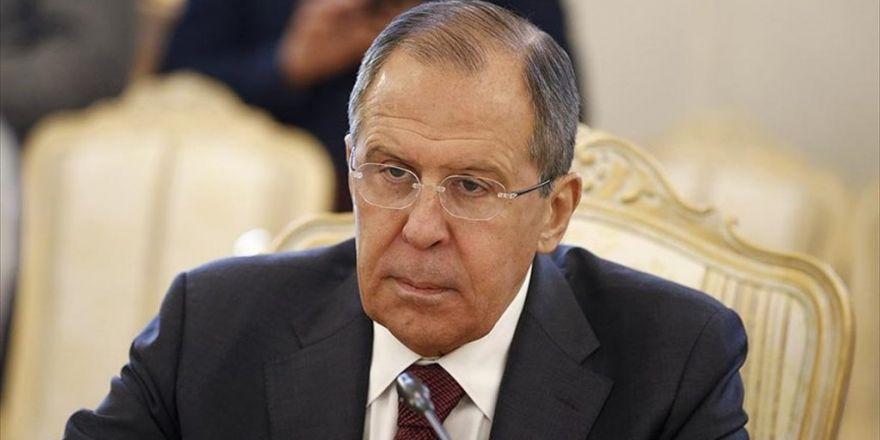 Lavrov'dan Abd'ye Suçlama