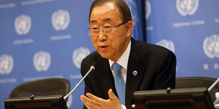 Bm Genel Sekreteri Ban: Suriye'deki Bölünme Fırtınaya Yol Açtı