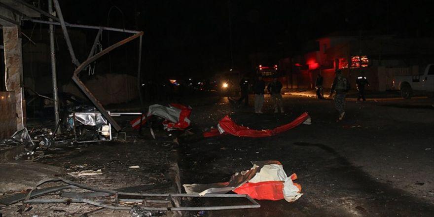 Suriye'de Düğün Salonunda İntihar Saldırısı: 13 Ölü, 55 Yaralı