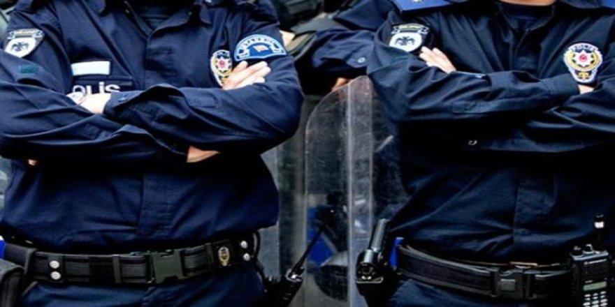 Konya'da emniyet personeline uzaklaştırma