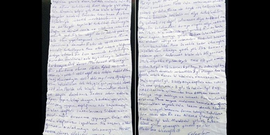 Hakimin 'Çözülmeyin Notu' Tellere Takıldı