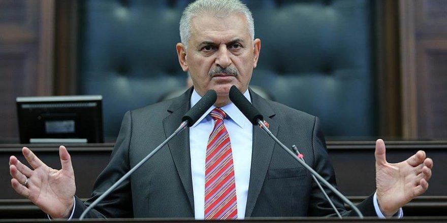 Başbakan Yıldırım: FETÖ'cülerin korunduğu iddiası fitnenin ta kendisidir