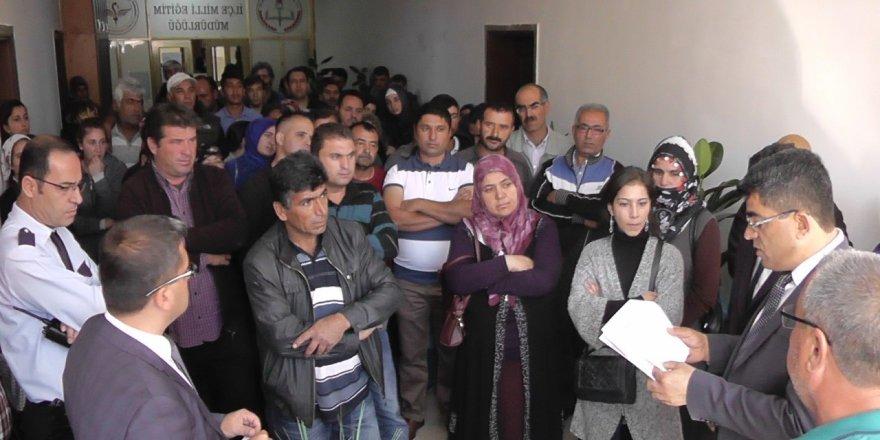 Kulu İlçe Milli Eğitim'de işçi alımı için kura çekilişi gerçekleştirildi