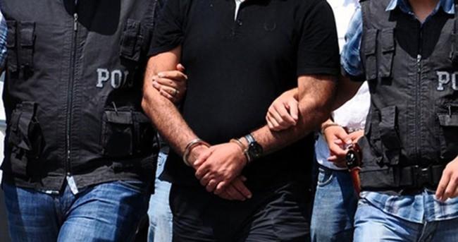 Ereğli'de 8 polis memuru gözaltına alındı