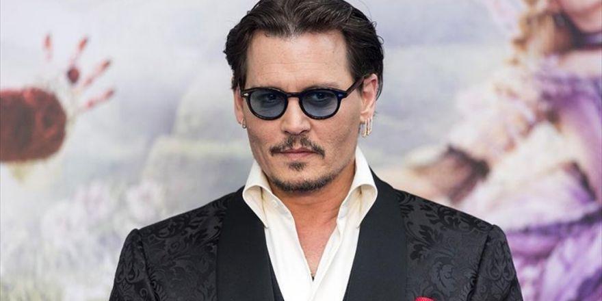 Johnny Depp 'Doğu Ekspresi Cinayeti'nde Rol Alacak