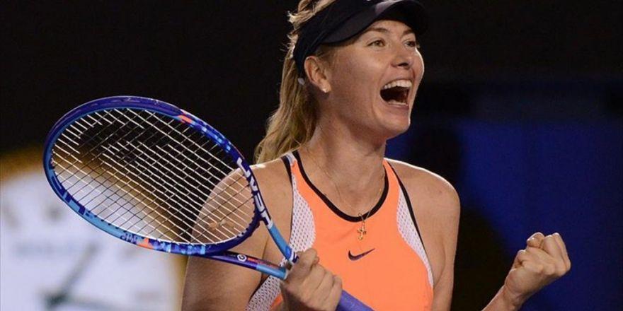 Sharapova'nın Cezası 15 Aya Düşürüldü