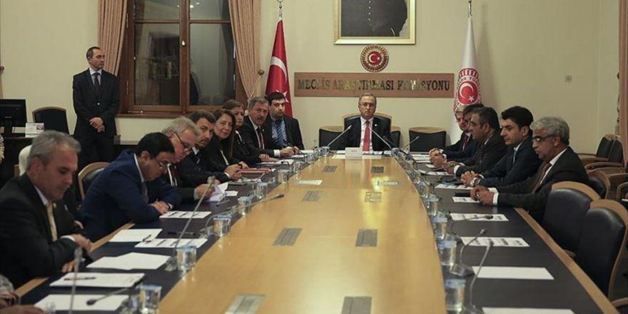 Fetö Darbe Girişimini Araştırma Komisyonu İlk Toplantısını Yaptı