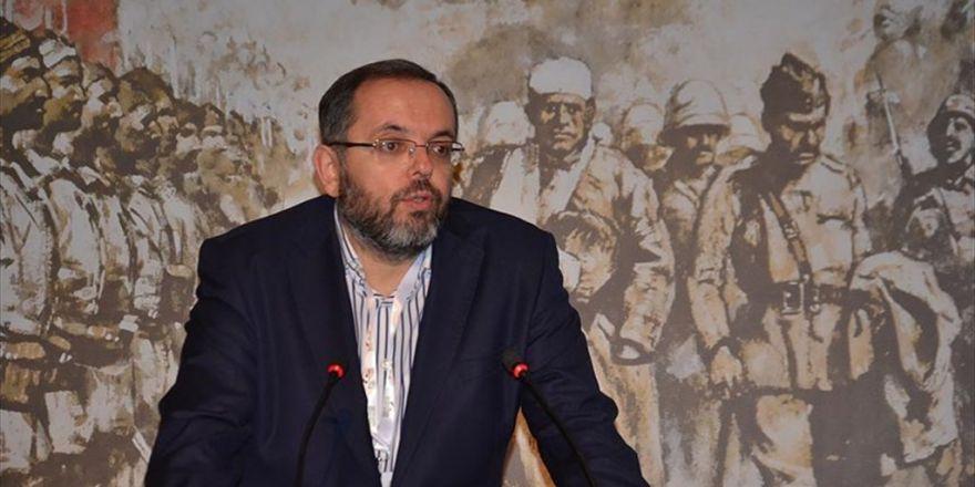 Milli Savunma Üniversitesi Rektörlüğüne Erhan Afyoncu Atandı