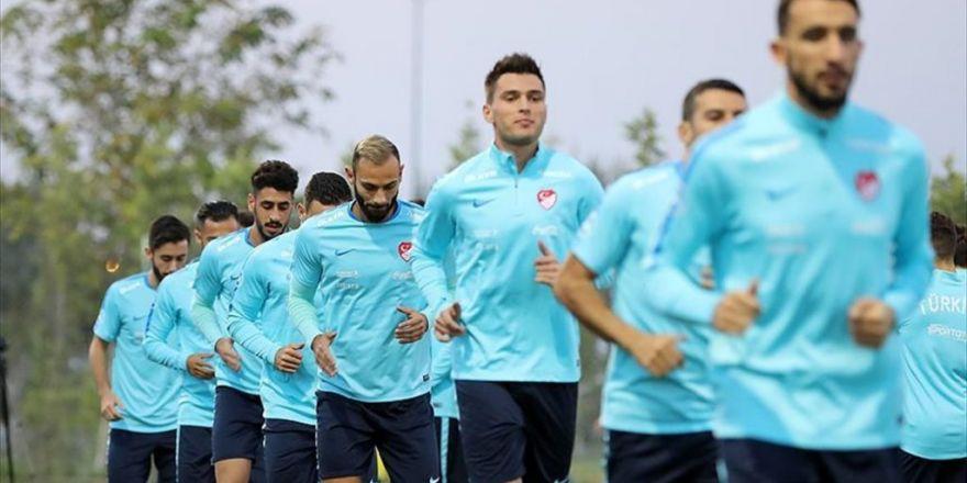 A Milli Futbol Takımı'nda Hedef İlk Galibiyet