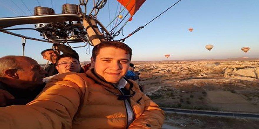 Tayyar Sami Atiker, Kapadokya'da
