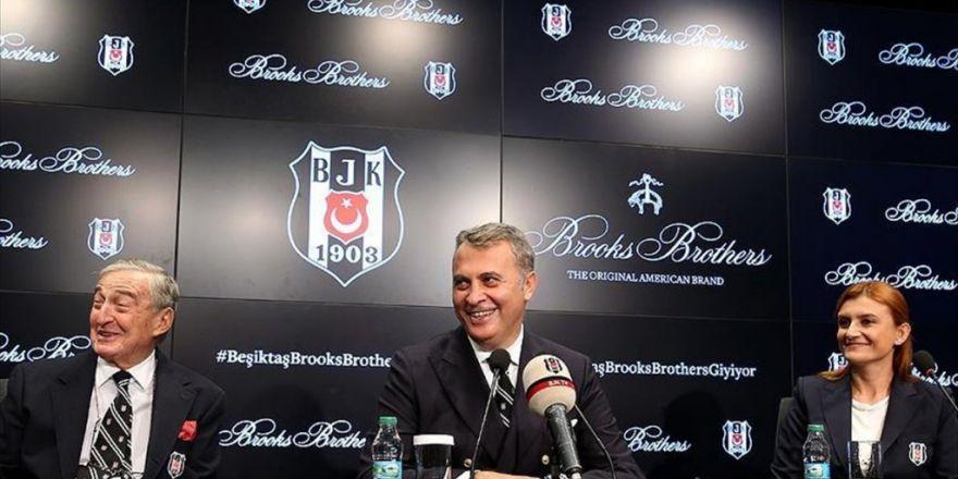 Beşiktaş Kulübüne Yeni Sponsor