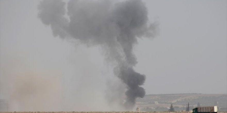 Daeş'e Ait 4 Bina İçindeki Teröristlerle İmha Edildi