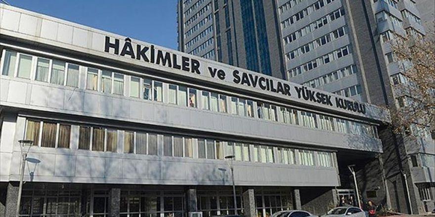 Hsyk, 66 Hakim Ve Savcıyı Daha Meslekten İhraç Etti
