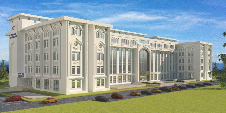 İşte Konya SGK'nın yeni binası