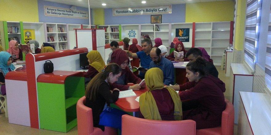 Akşehir'de okuma grubu oluşturuldu