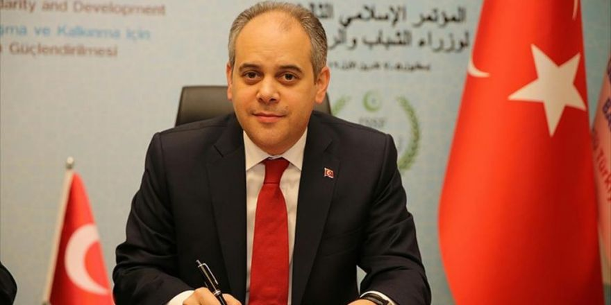 Gençlik Ve Spor Bakanı Kılıç: İslam Dünyasının Umudu İnançlı Bir Nesildir